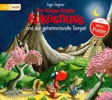 Ingo Siegner: Der kleine Drache Kokosnuss und der geheimnisvolle Tempel, CD