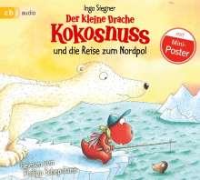 Ingo Siegner: Der kleine Drache Kokosnuss und die Reise zum Nordpol, CD