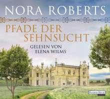 Nora Roberts: Pfade der Sehnsucht, 5 CDs