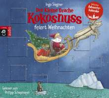 Ingo Siegner: Der kleine Drache Kokosnuss feiert Weihnachten, CD
