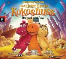 Ingo Siegner: Der kleine Drache Kokosnuss, CD