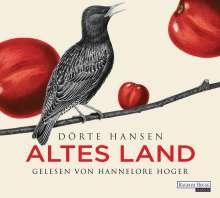 Dörte Hansen: Altes Land, 4 CDs