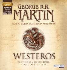 George R. R. Martin: Westeros, 3 Diverse