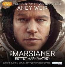 Andy Weir: Der Marsianer, 2 Diverse