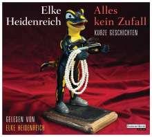 Elke Heidenreich: Alles kein Zufall, 3 CDs