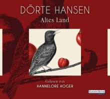 Dörte Hansen: Altes Land, 4 CDs