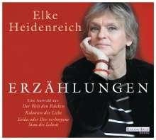 Elke Heidenreich: Erzählungen, 5 CDs