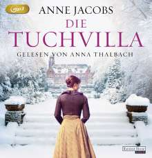 Anne Jacobs: Die Tuchvilla, 2 MP3-CDs