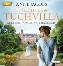 Anne Jacobs: Die Töchter der Tuchvilla, 2 Diverse