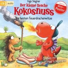 Ingo Siegner: Der kleine Drache Kokosnuss - Die besten Feuerdrachenwitze, CD