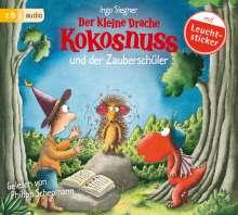 Der kleine Drache Kokosnuss und der Zauberschüler, CD