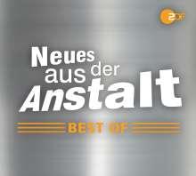 Neues aus der Anstalt - Ein Best of, 2 CDs