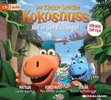 Ingo Siegner: Der kleine Drache Kokosnuss - Auf in den Dschungel, CD