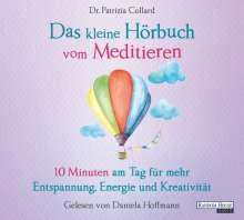 Das kleine Hörbuch vom Meditieren, CD
