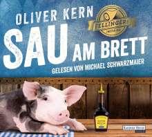 Oliver Kern: Sau am Brett, 6 CDs