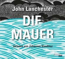 John Lanchester: Die Mauer, 6 CDs