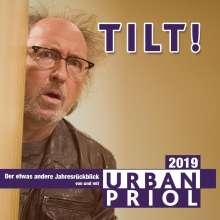 Urban Priol: Tilt! - Der etwas andere Jahresrückblick 2019, 2 CDs