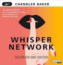 Chandler Baker: Whisper Network, 2 Diverse