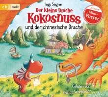 Der kleine Drache Kokosnuss und der chinesische Drache, CD