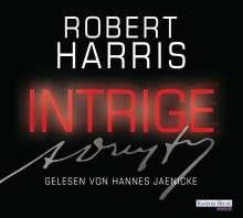Robert Harris: Intrige, 6 CDs