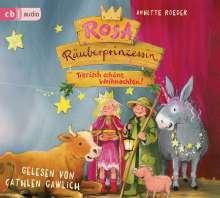 Rosa Räuberprinzessin-Tierisch schöne Weihnachte, CD