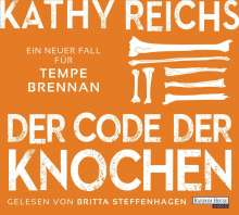 Kathy Reichs: Der Code der Knochen, 6 CDs