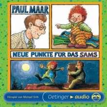 Maar,Paul:Neun Punkte für das Sams, CD