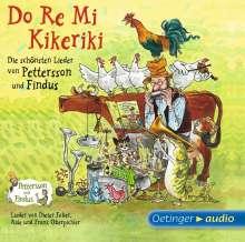 Do Re Mi Kikeriki - Lieder von Pettersson & Findus, CD