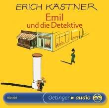 Erich Kästner - Emil und die Detektive, CD