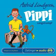 Astrid Lindgren - Pippi Langstrumpf, CD