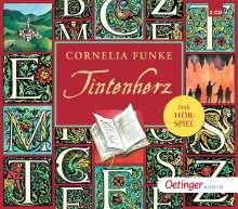 Cornelia Funke: Tintenherz - Das Hörspiel (2 CD), 2 CDs