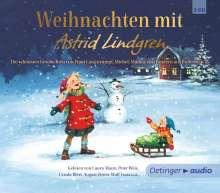 Astrid Lindgren: Weihnachten mit Astrid Lindgren (3 CD), CD