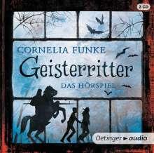 Cornelia Funke: Geisterritter. Das Hörspiel (Neuausgabe) (2 CD), CD