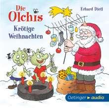 Erhard Dietl: Die Olchis. Krötige Weihnachten (CD), CD