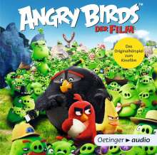 Angry Birds: Angry Birds., CD