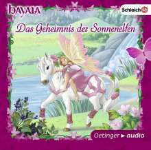 bayala. Das Geheimnis der Sonnenelfen (CD), CD
