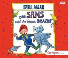 Das Sams und der blaue Drache, 3 CDs
