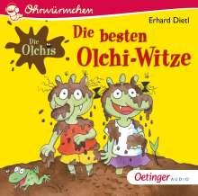 Ohrwürmchen.Die besten Olchi-Witze, CD