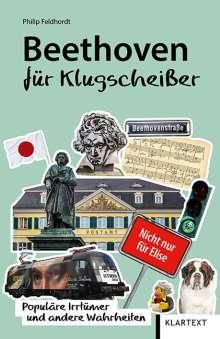 Philip Feldhordt: Beethoven für Klugscheißer, Buch