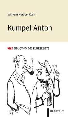 Wilhelm Herbert Koch: Kumpel Anton, Buch