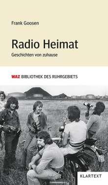 Frank Goosen: Radio Heimat, Buch