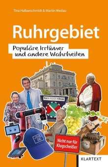 Tina Halberschmidt: Ruhrgebiet, Buch