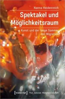 Nanna Heidenreich: Spektakel und Möglichkeitsraum, Buch