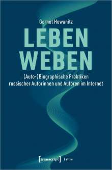 Gernot Howanitz: Leben weben, Buch
