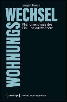 Jürgen Hasse: Wohnungswechsel, Buch