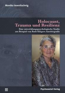 Monika Jesenitschnig: Holocaust, Trauma und Resilienz, Buch