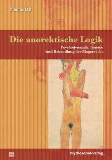 Thomas Ettl: Die anorektische Logik, Buch
