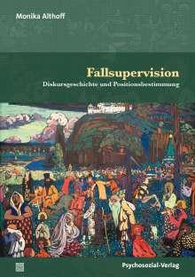 Monika Althoff: Fallsupervision, Buch