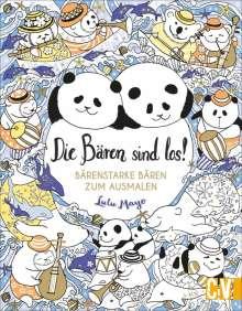 Lulu Mayo: Die Bären sind los!, Buch