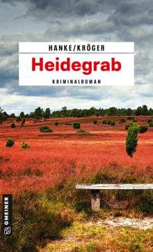 Kathrin Hanke: Heidegrab, Buch